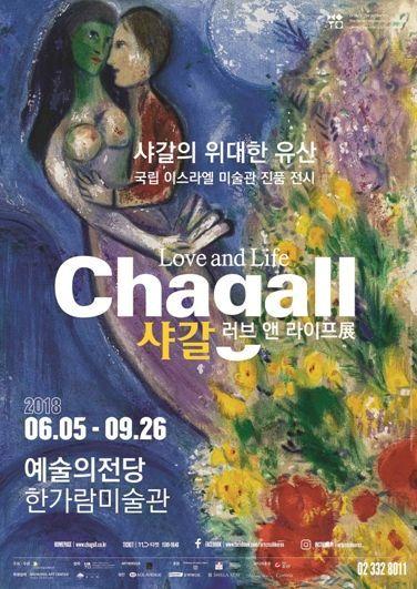 '샤갈 러브 앤 라이프'전 포스터(한가람 미술관 제공).jpg