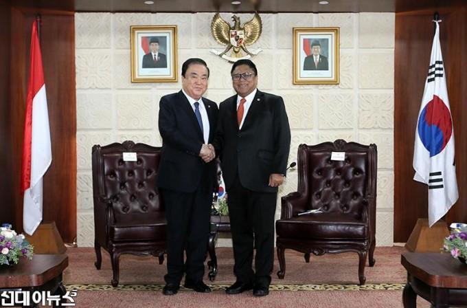 인도네시아 상원의장 면담1.JPG