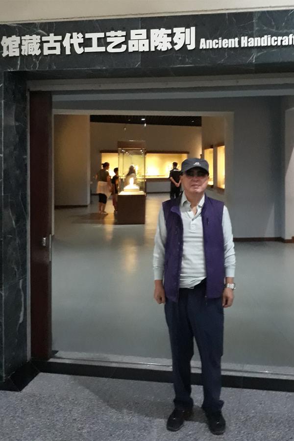 청도시박물관(青岛市博物馆)-필자.jpg