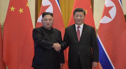 중국-인민망-시진핑-주석,-김정은-위원장과-회담-개최-2019.6.17.jpg