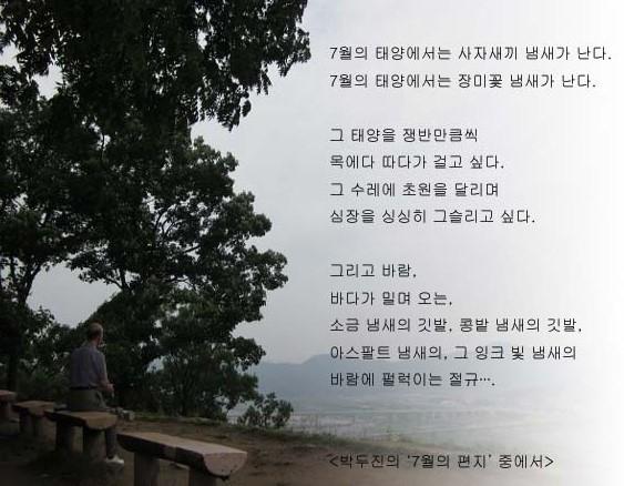 박두진의-7월의-편지-중에서..jpg