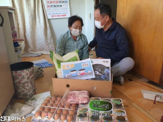 신서면-지역사회보장협의체,-오복(五福)주머니-나눔-사업-진행.jpg