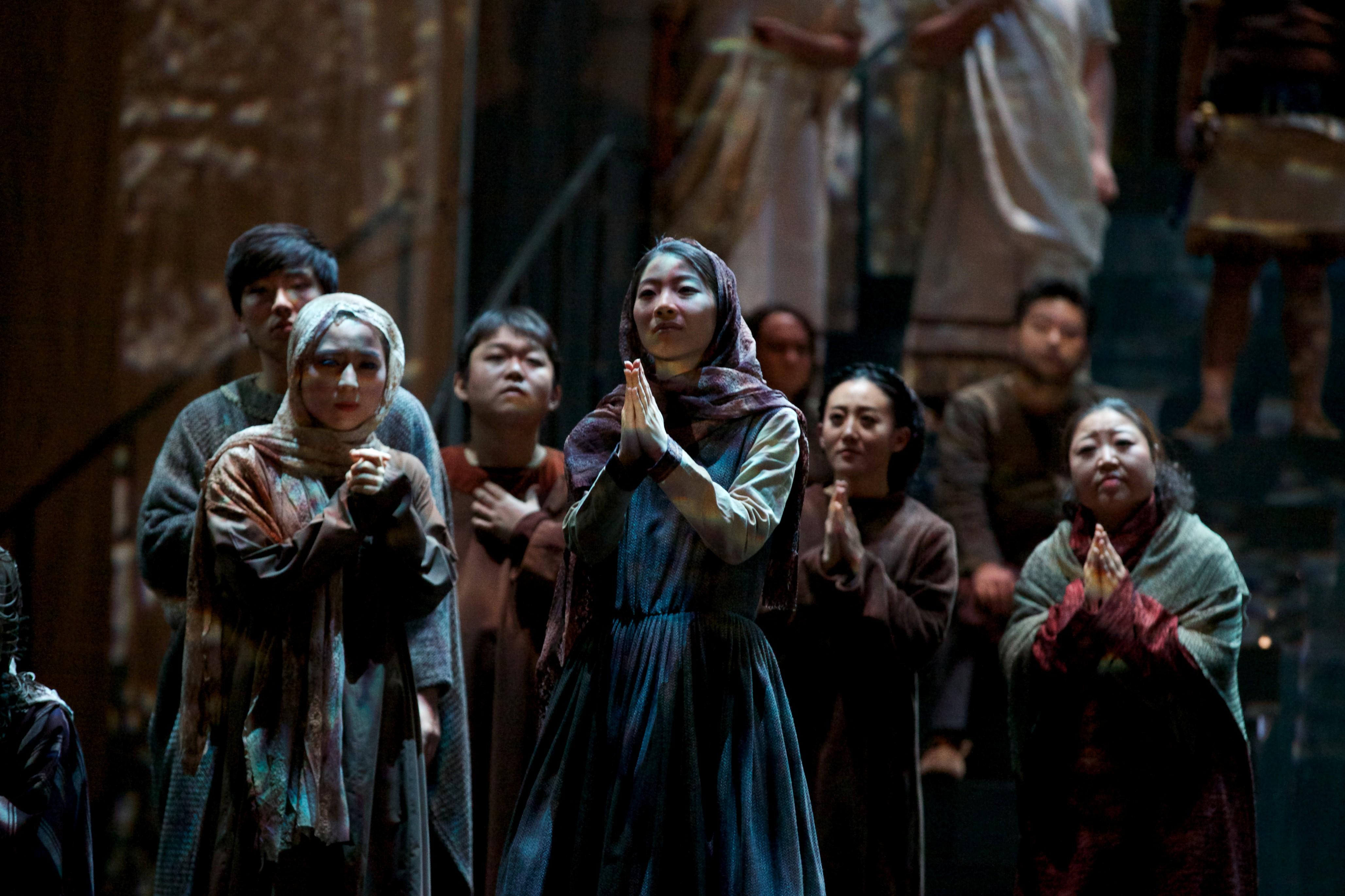 국립오페라단 '나부코' 8월 12일부터 15일까지 국립극장 해오름극장 공연