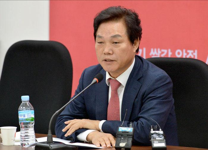 박완수 의원, 4년 연속 자유한국당 국정감사 우수의원 선정!