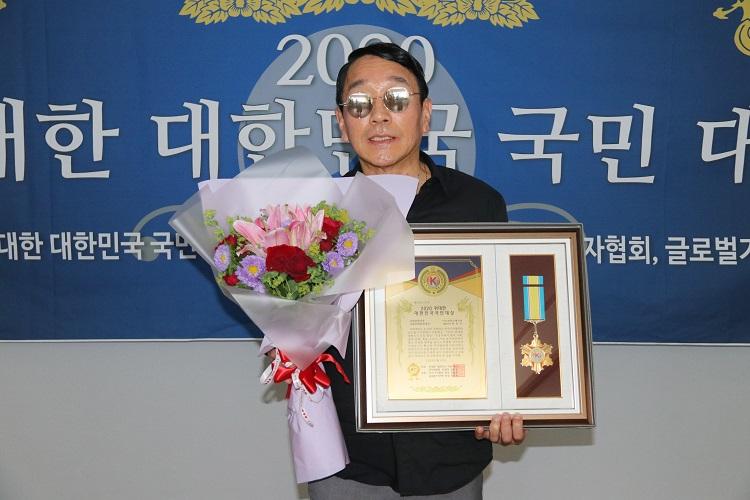 이즈커뮤니케이션 박민수 대표, 2020위대한대한민국국민대상 '사회문화발전대상' 수상