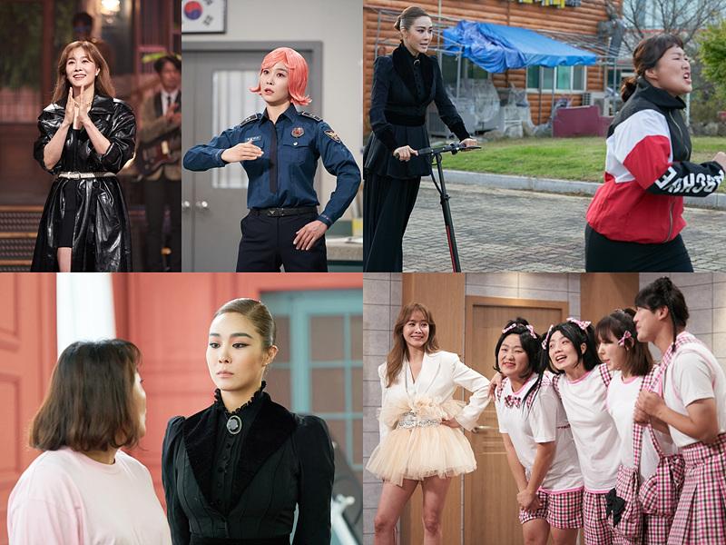 [뮤지컬소식] 『레베카』, 옥주현, 'SNL 코리아' 다양한 캐릭터, 색다른 매력 발산.