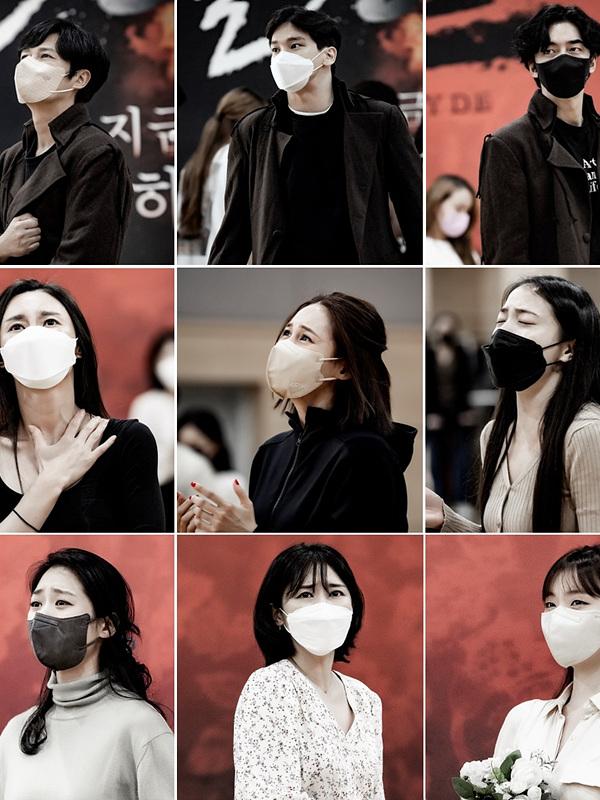 [뮤지컬소식] 『지킬앤하이드』, '완벽한 무대를 위한' 막바지 연습 현장 공개.