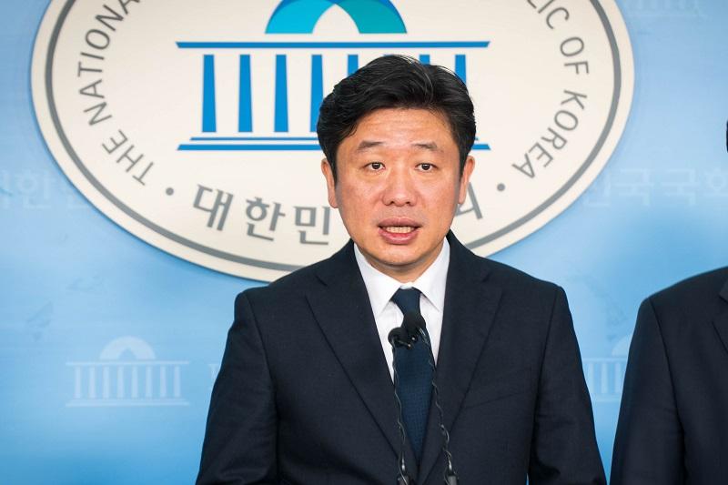 """미래통합당 유의동 의원, 국회의원 출마선언"""""""