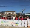 부북면자원봉사회, 블루모터스와'사랑의 김장나눔'실시