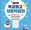 김해시, 특성화고 채용박람회 개최