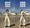 중국 배우 유웨이, '게 춤' 삼매경