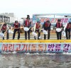 창원시, 마산 원전항서 돌돔 어린고기 27만 마리 방류