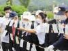 신천지 자원봉사단 원주지부 제7회 나라사랑 평화나눔 행사 개최