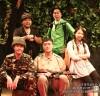 제2회 말모이연극제 북한 사투리 연극 '없시요'