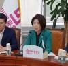 김미애 의원,'민주당의 일방적 국회 운영 강도 높게 비판'
