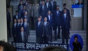 """[SNS포토]민주당 추미애 대표 """"남북정상회담 공개시청"""""""