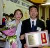 40년 패턴사 이관용 성광디자인뱅크 대표 '글로벌테크니컬디자인부문' 대상 수상