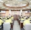고양시의회, 제256회 임시회 9월 6일 개회...시정에 관한 질문 13건 실시