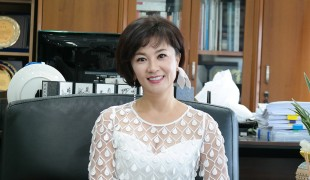 '시청률의 꽃' 탤런트 김혜선, '긍정의 힘'으로 재기