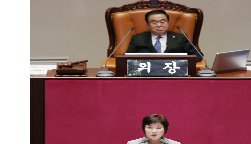 전혜숙 의원, 국회 여성가족위원회 위원장 선출