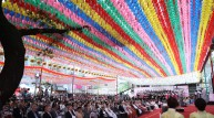 [SNS포토]조계사, 부처님 오신 날 기념 봉축법요식 봉행