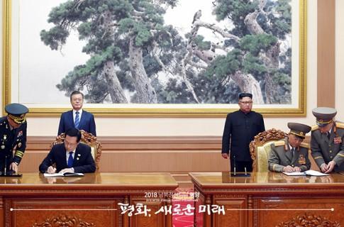 문희상 국회의장, 국회 공무직근로자 초청 오찬간담회 가져
