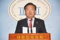 """자유한국당 민경욱 대변인 """"역시 내 사람이 먼저다"""""""