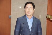 """자유한국당 주광덕 의원 """"조국 후보자 가족 사모펀드 관련 기자회견"""""""