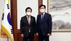 """박병석 국회의장, """"올해 국회 세종의사당 설계 발주…국회타운 계획도 있어야"""""""