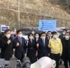 박인영 예비후보, 부산시의회 더불어민주당 의원총회 참석